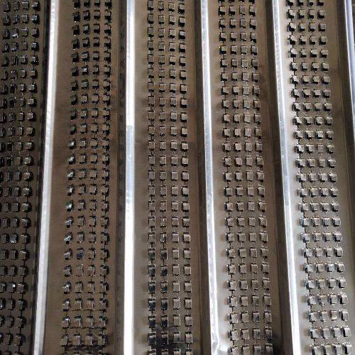 双业 快易后浇带收口网免拆模板网的作用 快易收口网怎么用