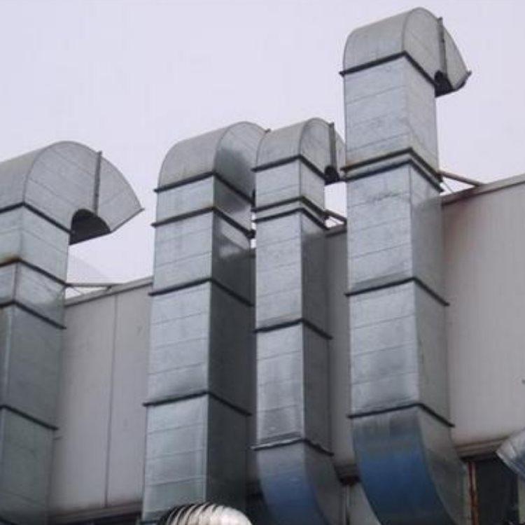 工廠通風風管是否定制 工廠通風風管安裝 鑫成瑞通風設備