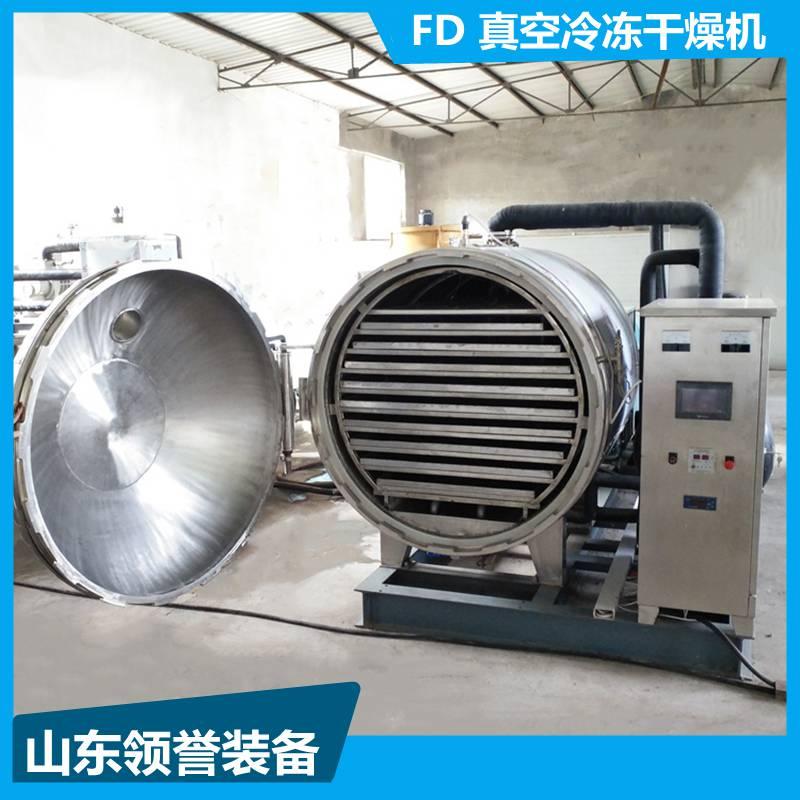 领誉真空干燥设备厂家大型卧式真空冻干机