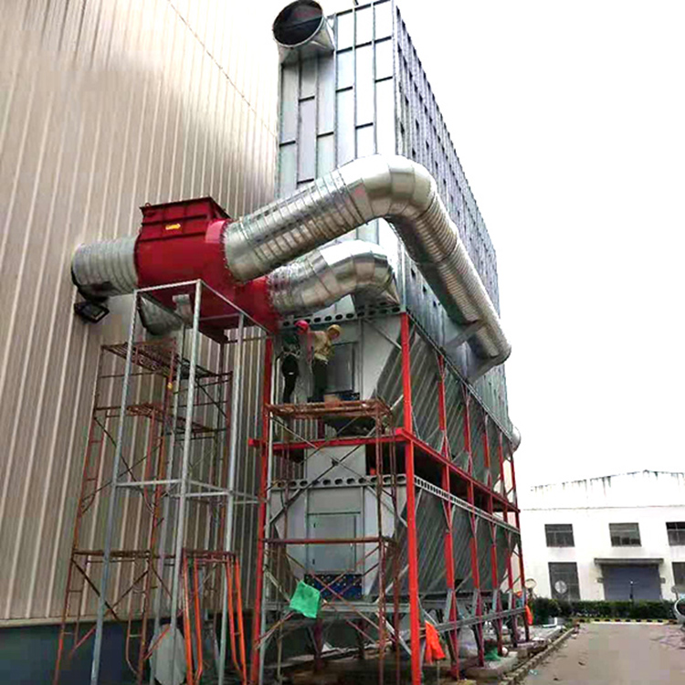 厂家现货环保喷雾设备除尘除尘设备配件工厂