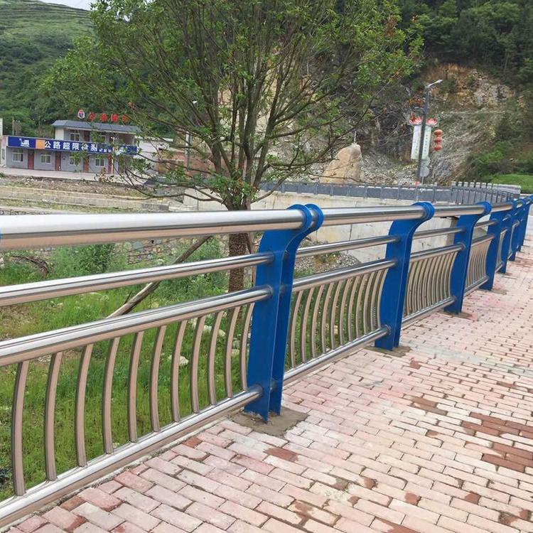 格拉瑞斯品牌不銹鋼橋梁防撞護欄 橋梁護欄 支持定制 廠家發貨