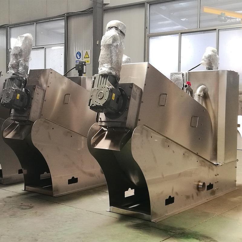 叠螺机 303多规格污水处理设备厂家 叠螺式污泥脱水机 叠螺压滤机 至信至清