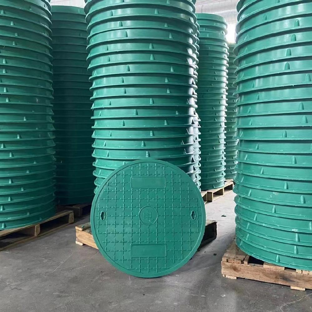 現貨批發樹脂井蓋定制給排水檢查用蓋板700*50高分子復合樹脂井蓋 騰拓