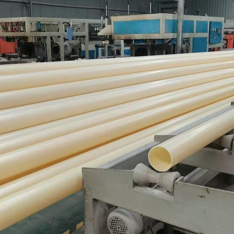 河北管道 ABS穿线管供应商 道路ABS穿线管 ABS实壁穿线管 冕塑管道