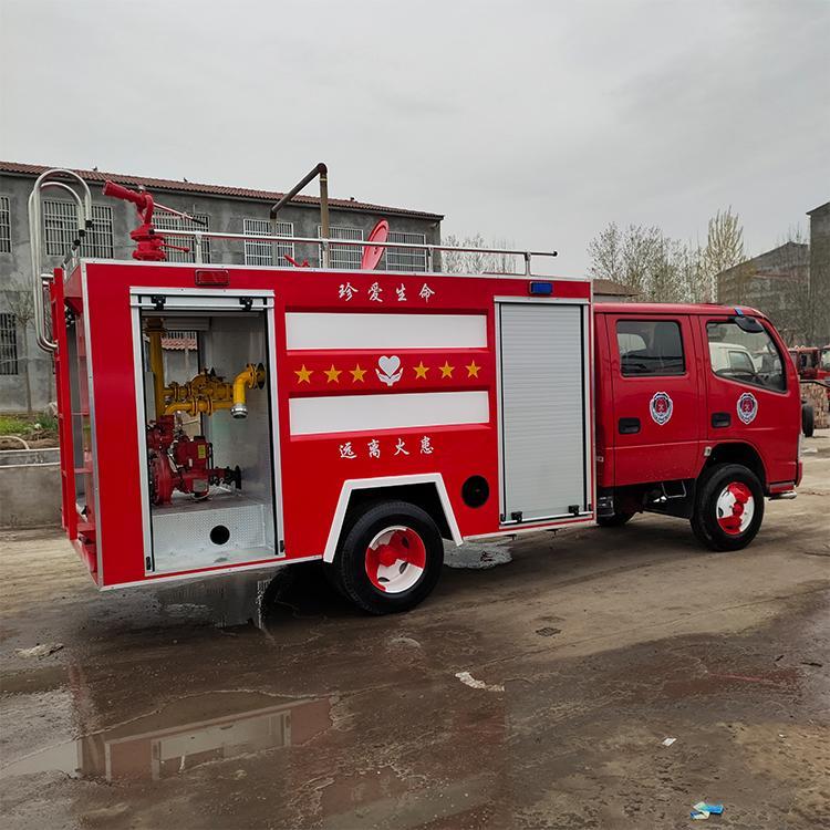 5吨泡沫消防车 压缩空气泡沫消防车 厂家直售 百胜环卫