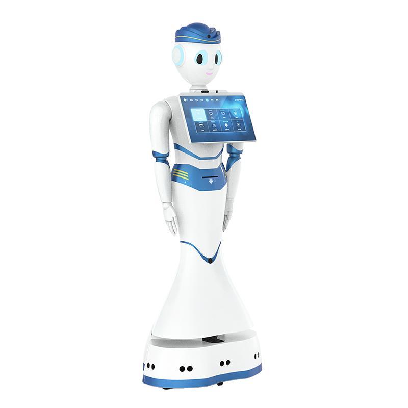 锐曼机器人 安防安保巡检机器人