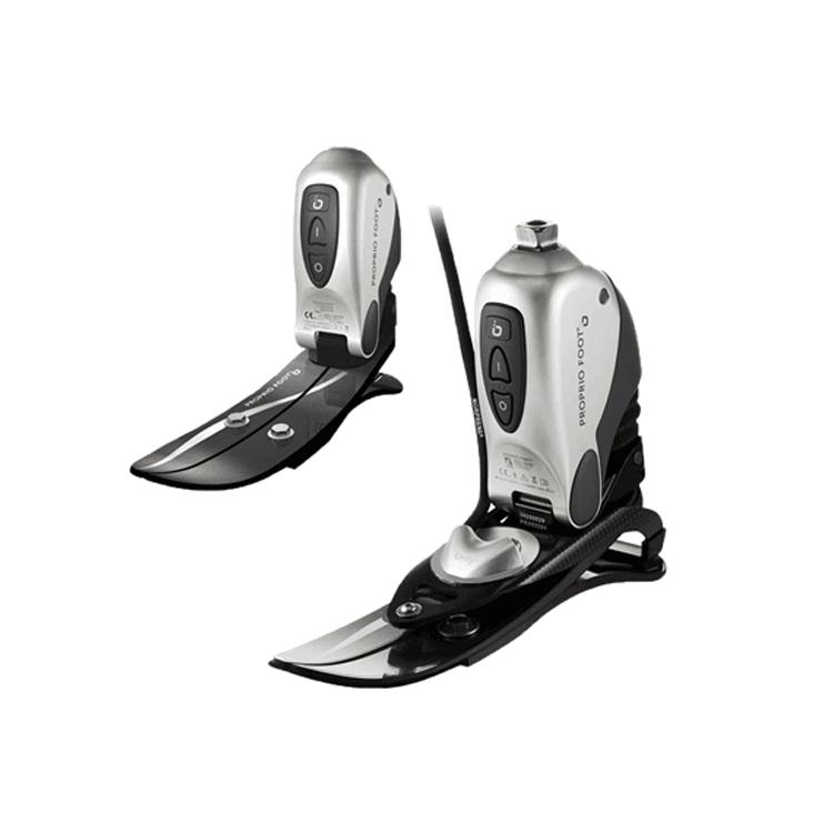 尤福假肢 安徽通用型仿生智能脚 厂家直供智能假肢 电动驱动脚踝 智能假肢价格