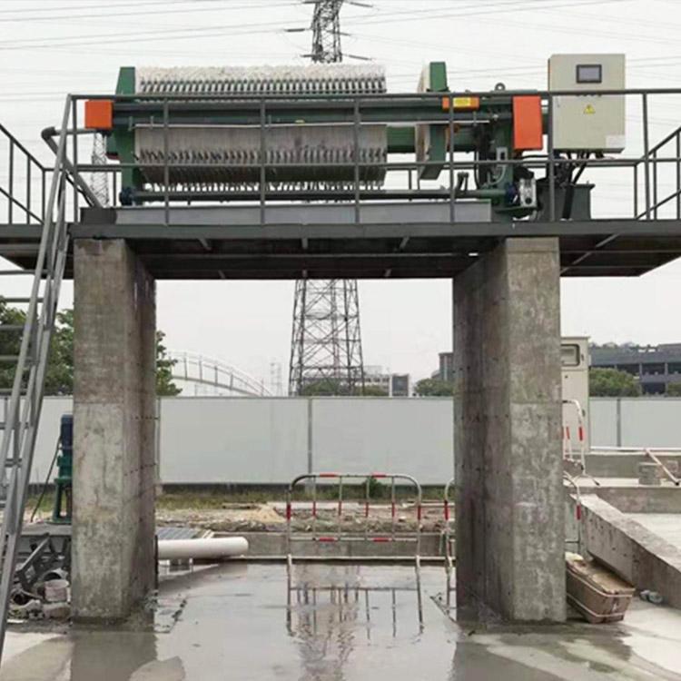 污泥脱水设备污泥压滤机企业 科纳
