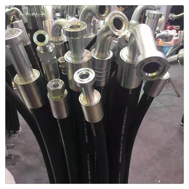 高压胶管 智能装备专用液压油管 高压油管液压胶管