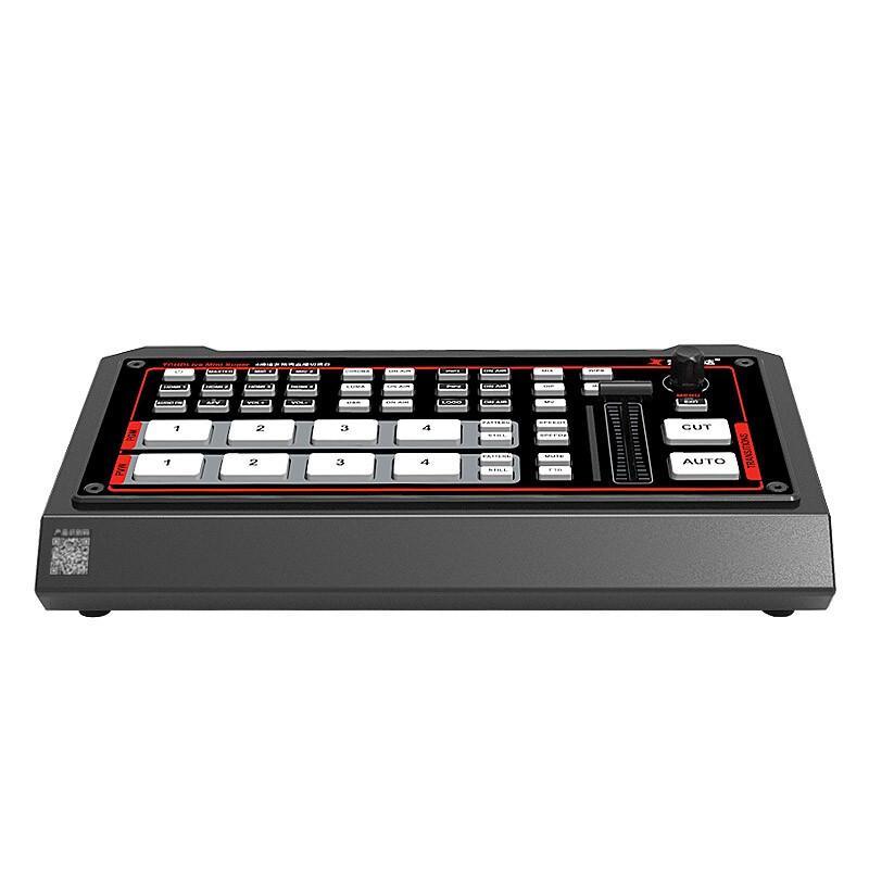 TCHDLive Mini Pro高清4路导播台 直播设备全套 直播导播台 导播台切换台