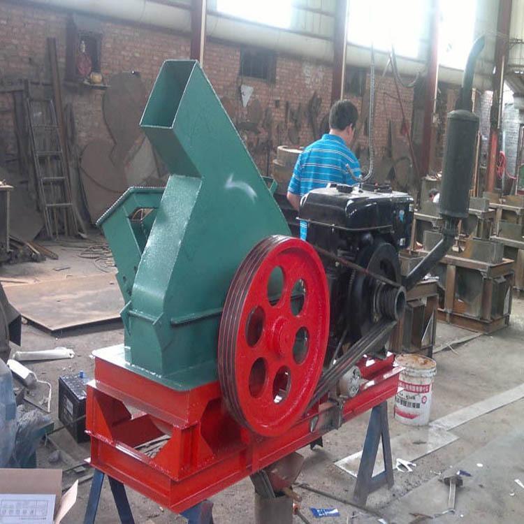 盘式削片机 营博400型木材削片机 小型木材切片机