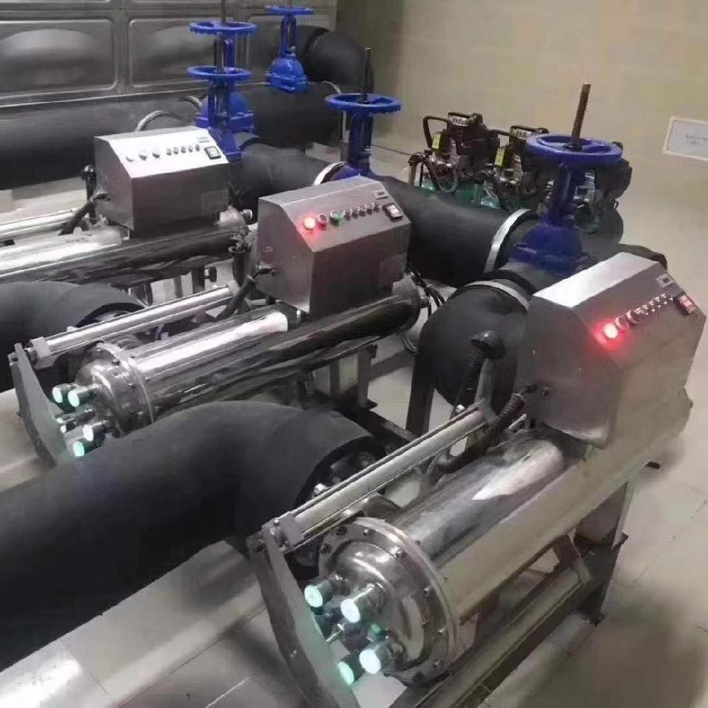 冠宇管道式紫外线消毒器 AOT紫外线消毒器 中压紫外线消毒器
