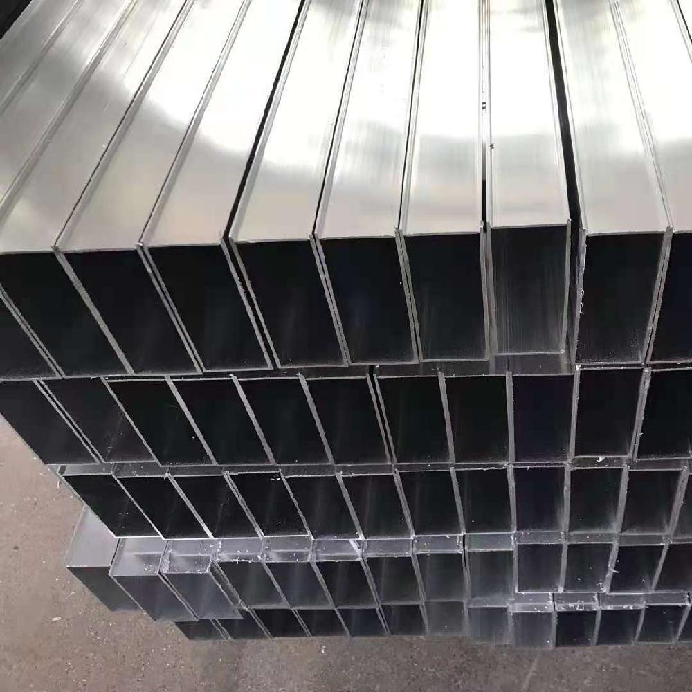 鑫迈铝业 铝方管工厂 铝方管批发 铝合金方管价格