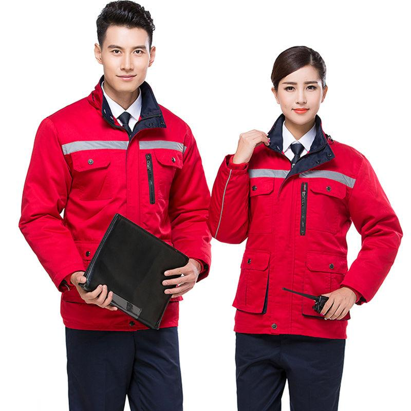 乌兰浩特冬季防寒工作服 职衣冬季工作服厂家 防寒保暖
