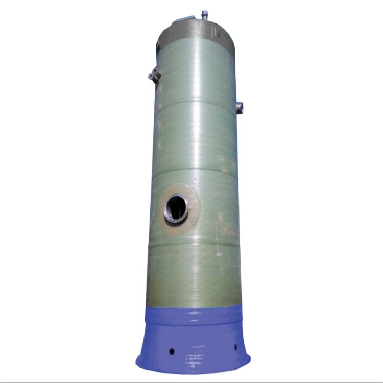 宏丰 生产厂家供应 一体化预制泵站 一体化雨水泵站 一体化排水泵站