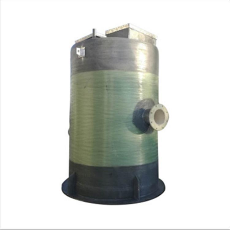 宏丰 生产厂家 预埋式一体化泵站 一体化排污泵站 一体化智能泵站