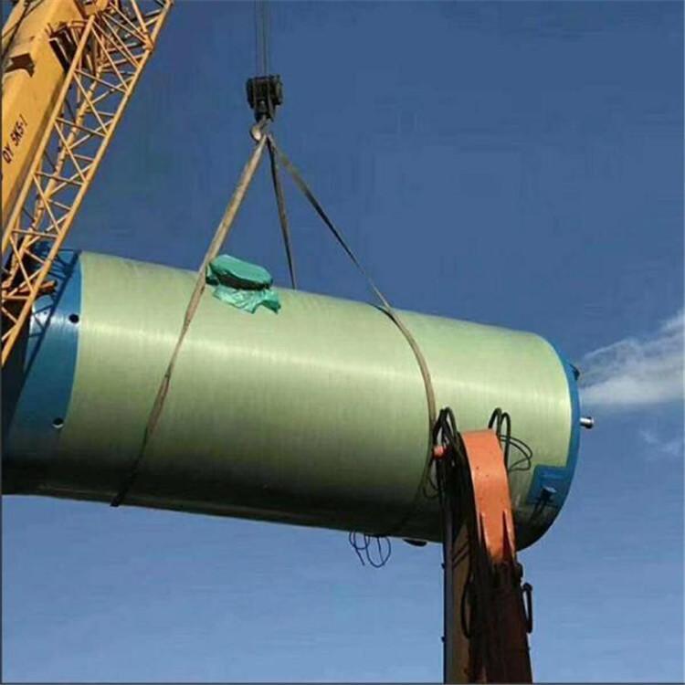 宏丰 生产厂家 一体化预制泵站 智能污水提升泵站 一体化排水泵站