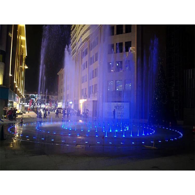 江津广场喷泉工程# 设计及工程施工