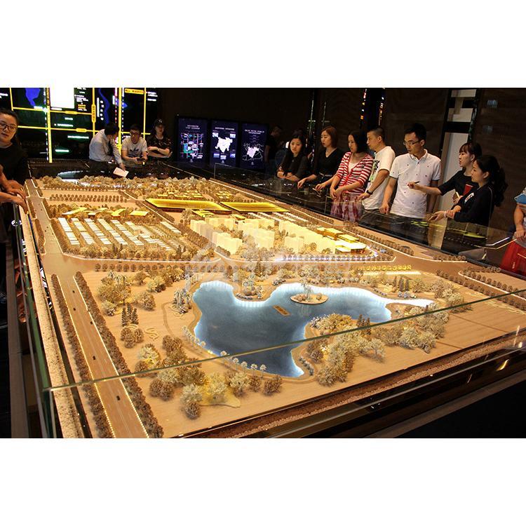 商业建筑模型设计 建筑模型专业 商业建筑模型 建野