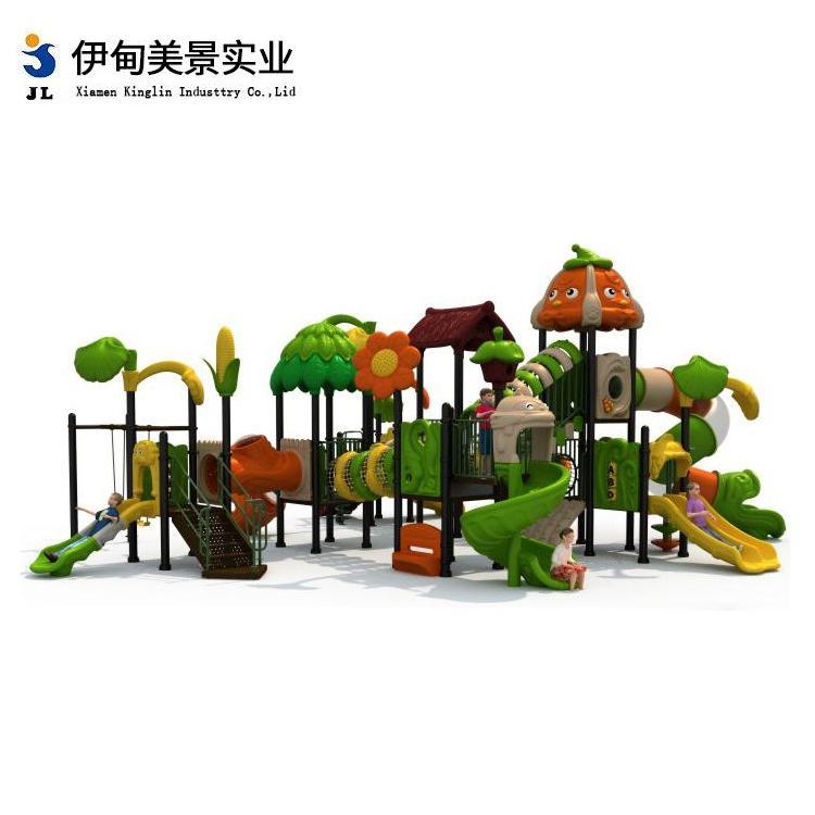 福建莆田 雅各 儿童大型健身游乐玩具 幼儿园室内外组合滑梯小区
