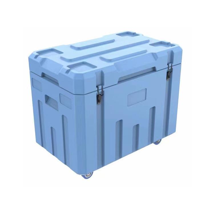 附近的滾塑加工制品供應商 LLDPE保溫箱 友特容器PE材質滾塑干冰箱加工廠家