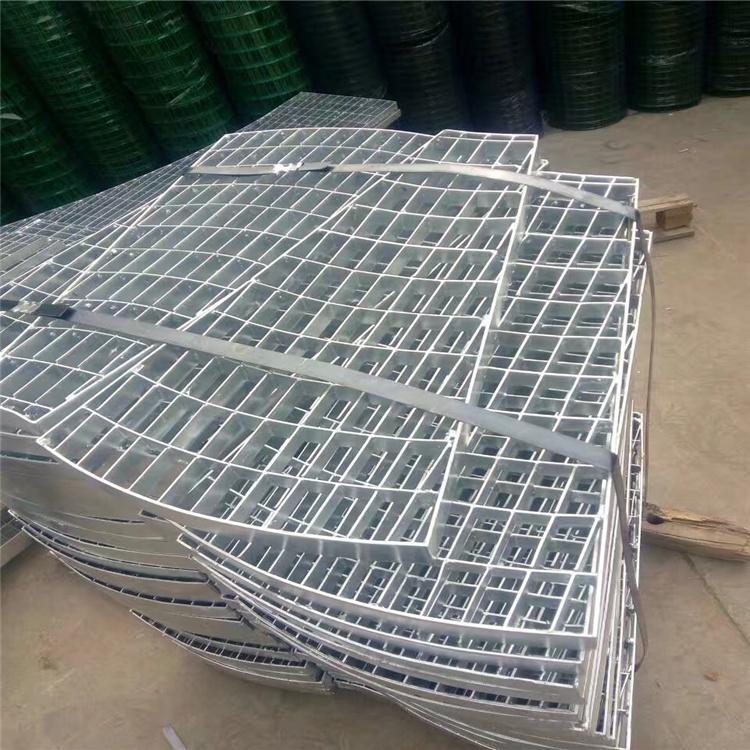 平台走道钢格栅 批发工厂 钢格栅盖板 双美雨水地漏