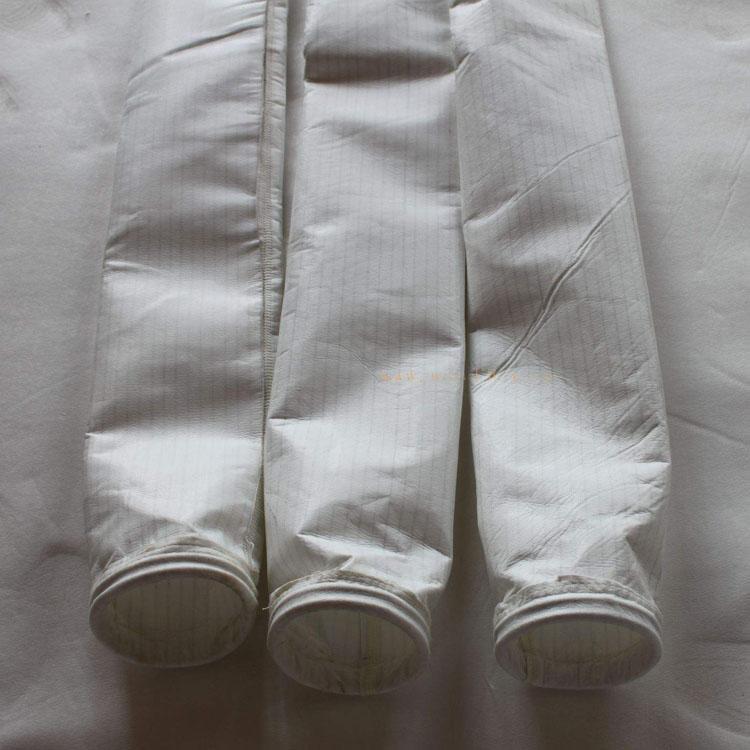 康诺环保厂家供应 除尘器布袋 涤纶除尘器布袋 高温除尘器布袋