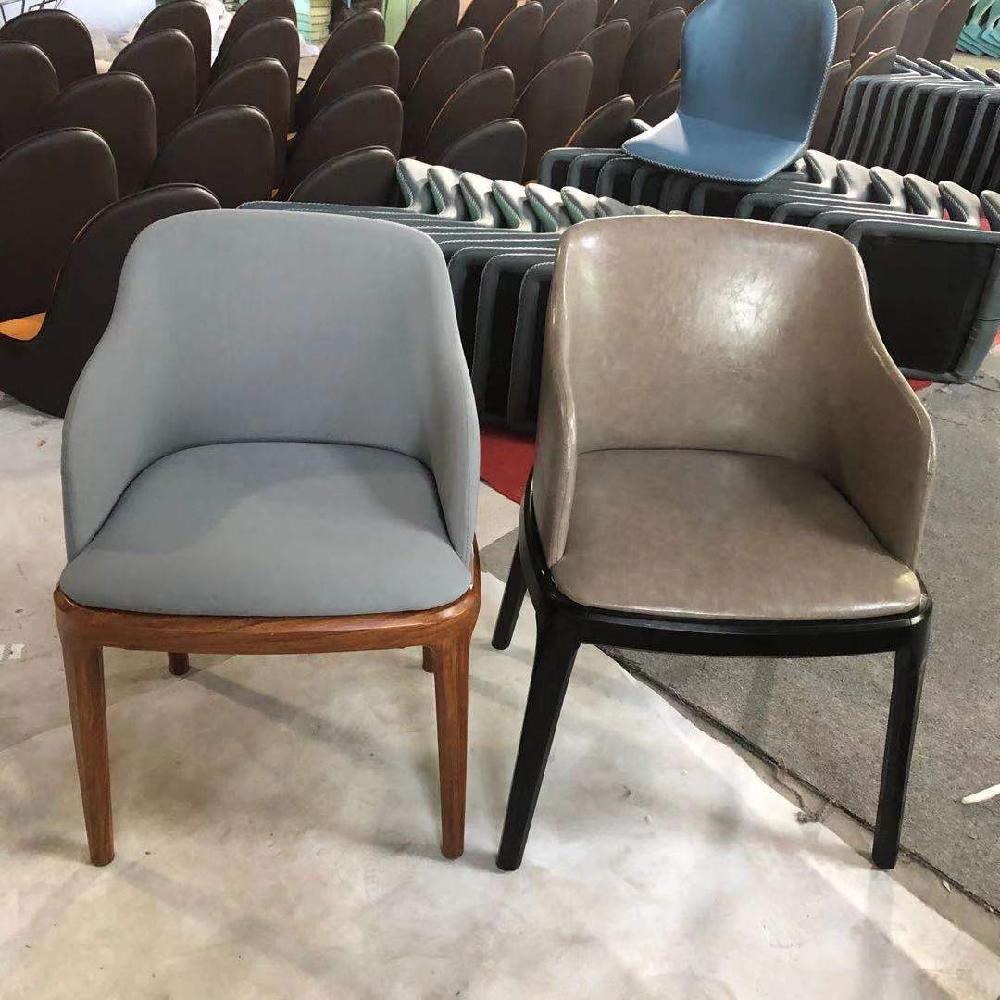 香港茶餐厅餐厅连锁椅子 布艺椅 北欧椅子 沙发凳子