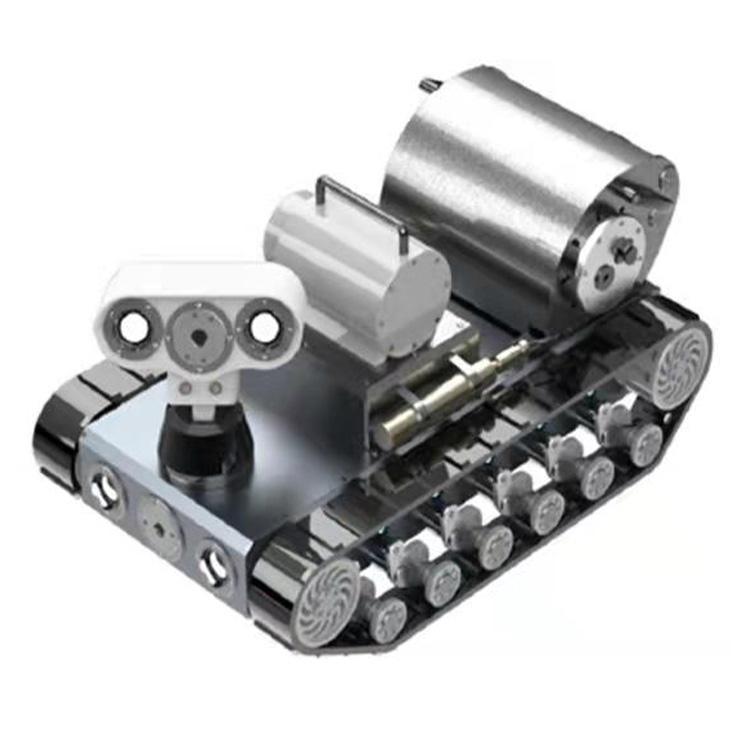 智能巡检机器人 升降式巡检机器人 防爆机器人 工业巡检机器人 推荐众力机器人