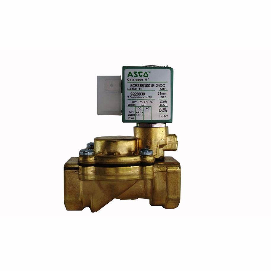 ASCO电磁阀SCE238D001E