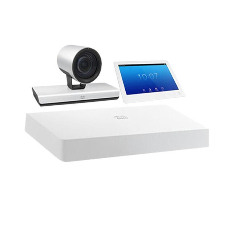 思科(CISCO)语音视频会议室终端 CS-KITPLUS-K9(4K高清智能语音跟踪)