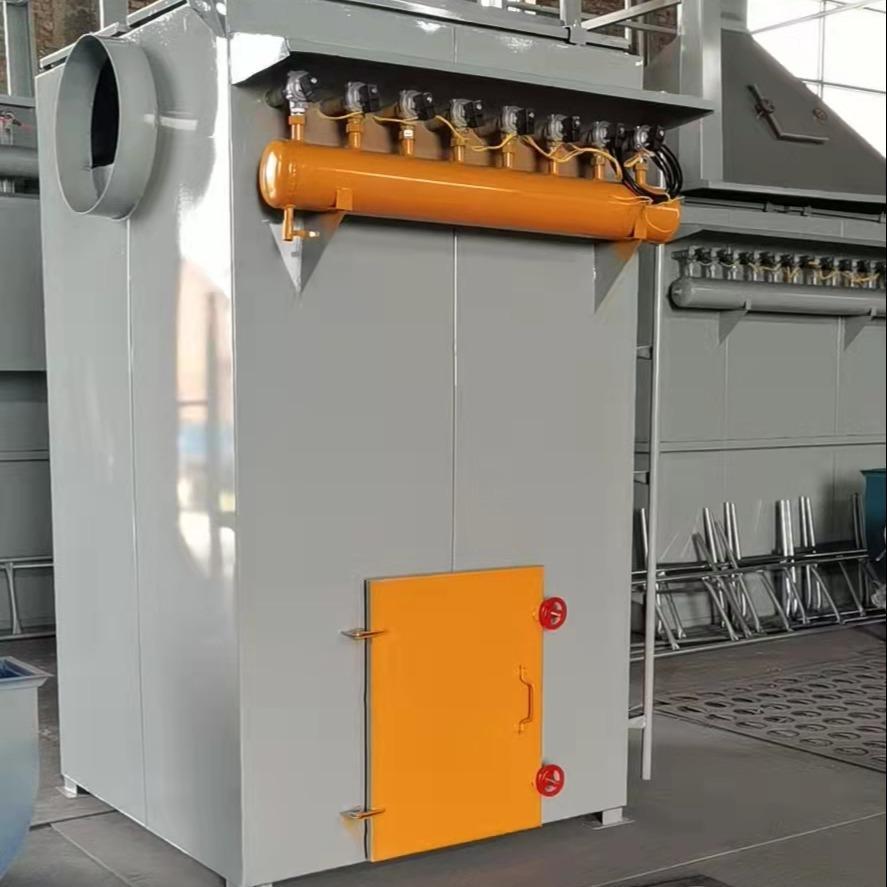 河北浩仁布袋除尘器 脉冲布袋除尘器 单机布袋除尘器 生产厂家