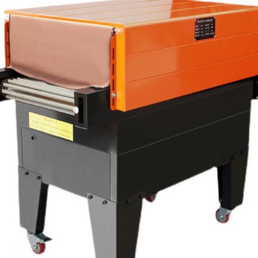 慧采全自动边封热收缩机 打包热收缩机 薄膜封切热收缩机