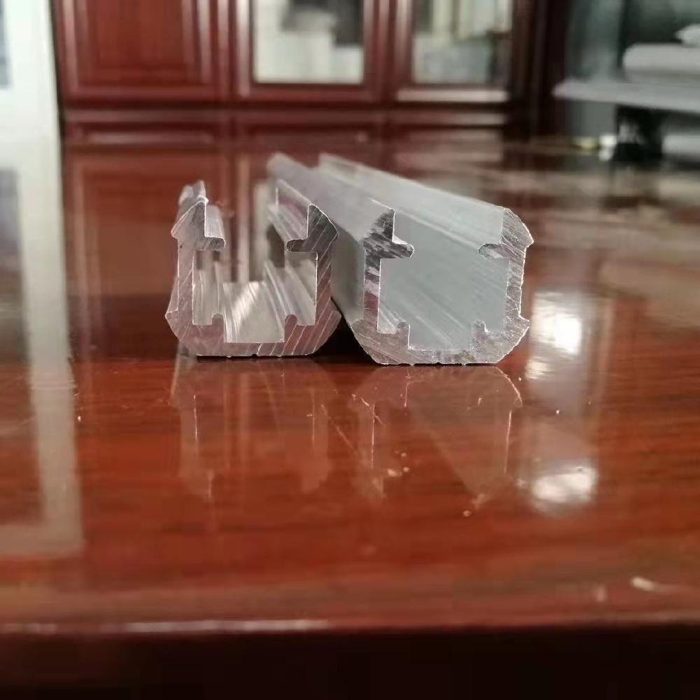 异型铝型材开模 铝合金型材定制加工厂家 山东鑫迈铝业