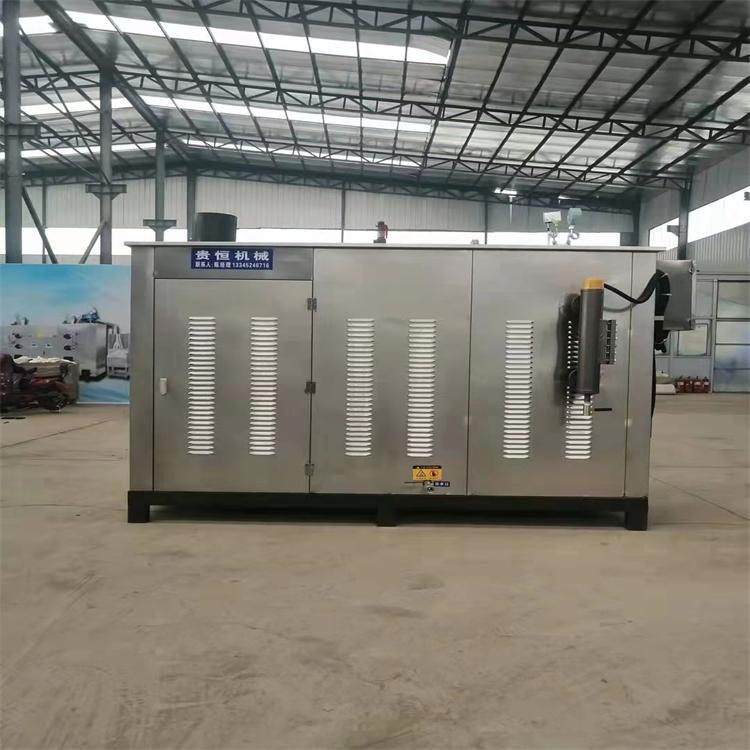 贯流式 蒸汽发生器 3吨蒸汽发生器 用于 贵州水洗厂 贵恒蒸汽发生器