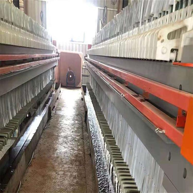 板框压滤机 液压隔膜压滤机 圣泉机械 带式污泥压滤机