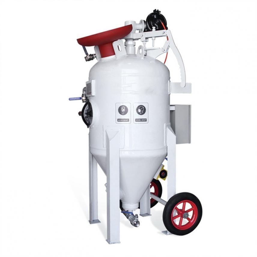 朵麦全自动喷砂机 抛丸机喷砂机 箱式喷砂机