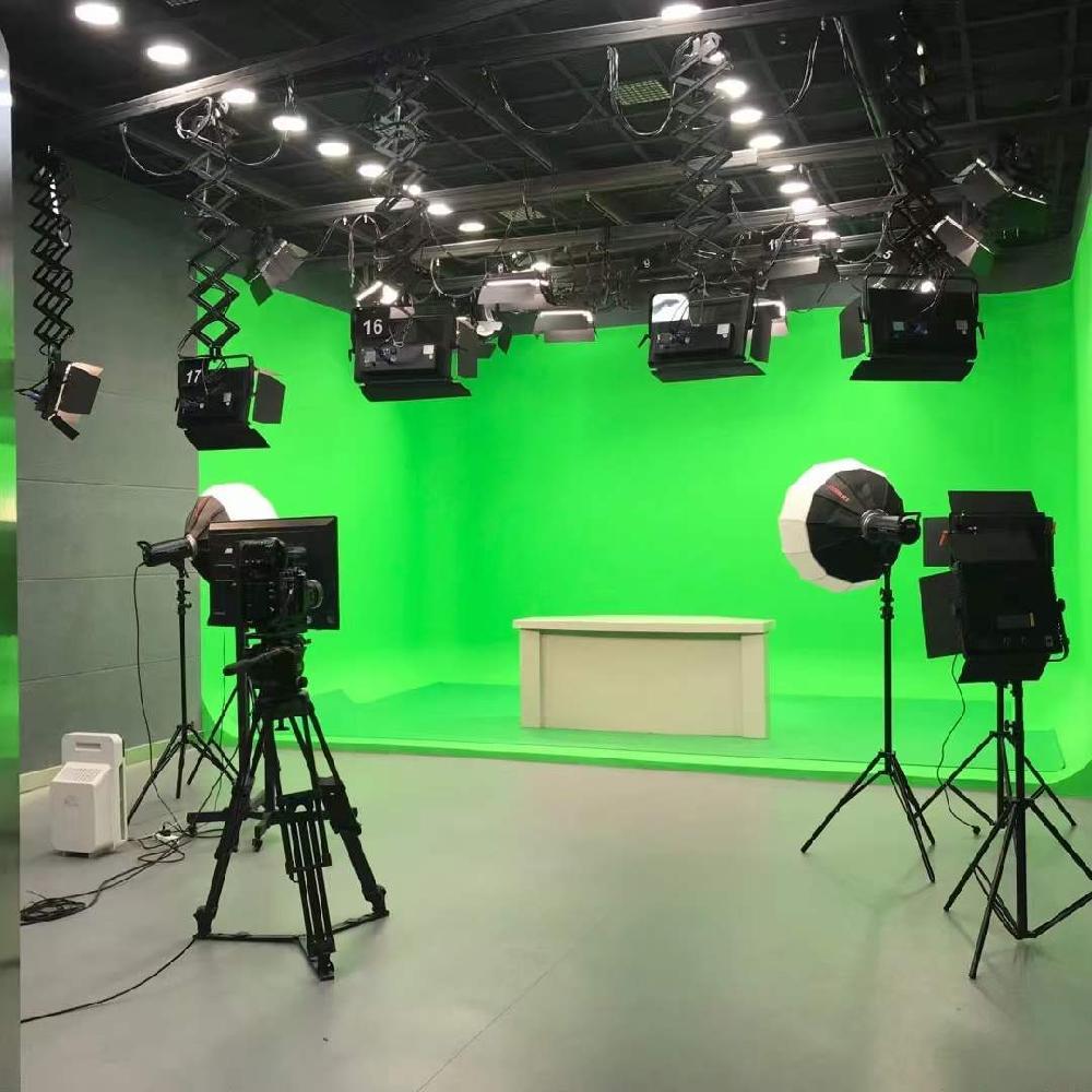 诚谊科技 EasyLive虚拟 虚拟演播室 真三维虚拟演播室系统 虚拟演播室
